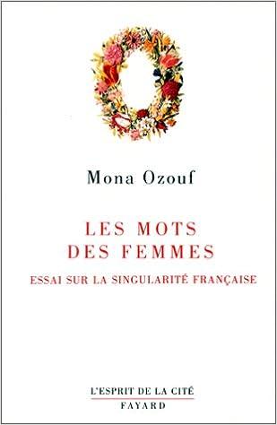 Book Les mots des femmes