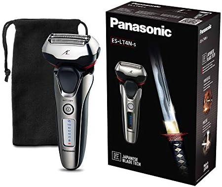 Panasonic ES-LT4N-S803 - Afeitadora eléctrica para hombre, 3 hojas ...