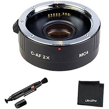 Amazon.com : UltraPro 2x Teleconverter for Canon EOS