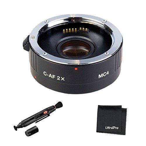 UltraPro 2x Teleconverter for Canon EOS Cameras + BONUS Ultr