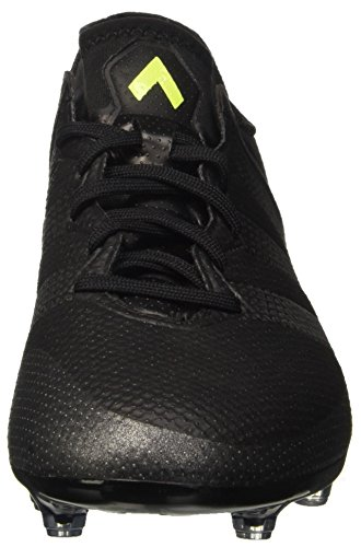 adidas Ace 16.2 Prime, Botas de Fútbol para Hombre Nero (Mesh  Cblack/Cblack/Syello)