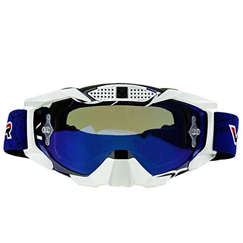 Todoterreno a Impermeable Polvo Gafas e Ciclismo Prueba L Prueba Parabrisas PC explosiones de Material de wxq0vHHUnd