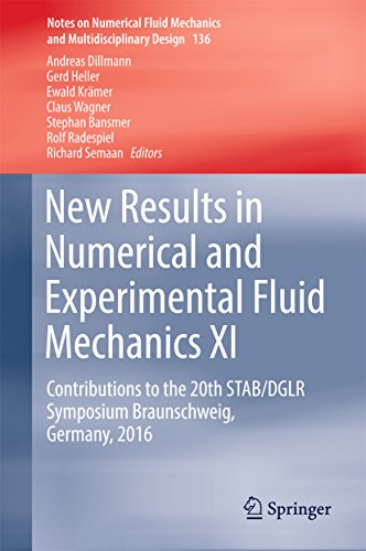 New Results in Numerical and Experimental Fluid Mechanics XI: Contributions to the 20th STAB/DGLR Symposium Braunschweig, Germany, 2016 (Notes on Numerical ... and Multidisciplinary Design Book 136)