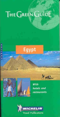 Michelin THE GREEN GUIDE Egypt