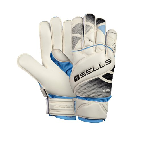 Sells Wrap (Sells Wrap Axis 360 Supersoft 3 Guard Goalkeeper Gloves, 11)