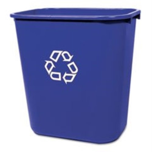 Deskside Paper Recycling Containers (RCP295673BLU - Deskside Paper Recycling Containers)