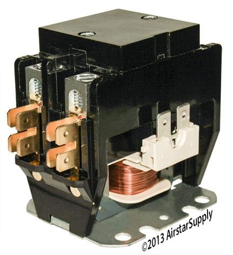 Goodman • 40 Amp 2 Pole 24v Coil Fasco Replacement Contactor H240A