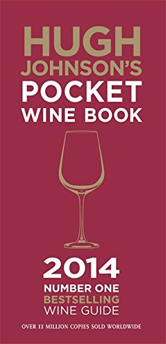 Hugh Johnson's Pocket Wine Book 2014 by Hugh Johnson