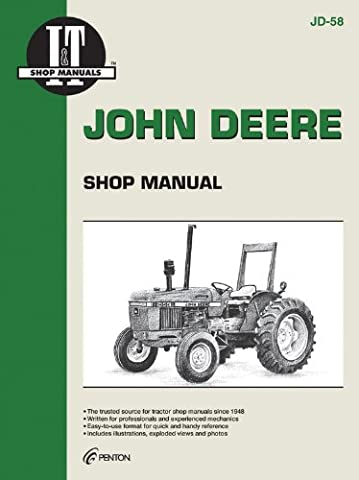 John Deere Shop Manual 2150,2155,2255,2350, + (I & T Shop Service) - Others Service Manual
