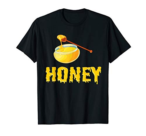 Honey Jar Halloween Costume (Honeypot Jar of Honey Costume Shirt for Halloween)