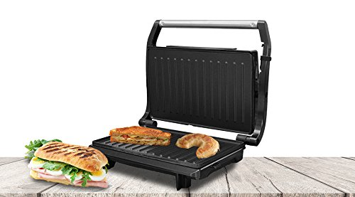 SOGO: SS-7122 Sandwichera, Panini Press Plancha Grill, Parrilla ...