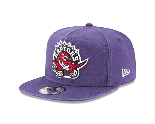 nba-toronto-raptors-hardwood-classic-team-washed-a-frame-snapback-cap-one-size-purple