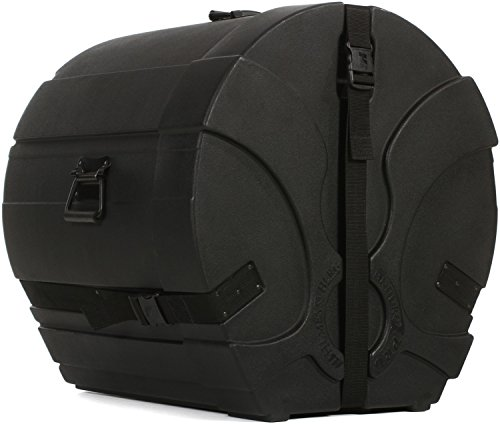 Humes & Berg Enduro Pro EP498BKSP 18 x 22 Inches Bass Drum Case with Foam