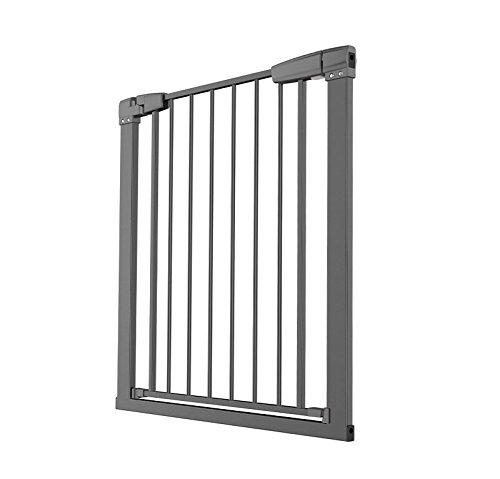 Baby Safety Gates Baby Stair Barrier Children's Fence Isolation Door Dog Fence Rod Extending Safety Gate (Size : 106-113cm)
