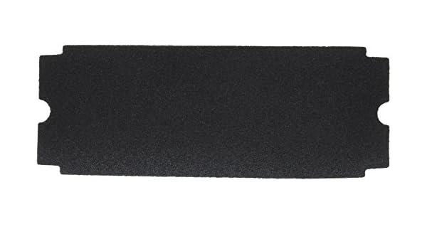 100-Pack Kraft Tool DC080 80-Grit Diecut Sandpaper