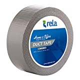 rela Multi-Use MAX Strength All-Purpose Duct Tape, 1.88-Inch by 60-Yard, Silver (Single Pack)