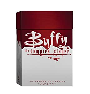 Buffy the Vampire Slayer: The Chosen Collection (Bilingual 40 Disc DVD Set) (Seasons 1-7)