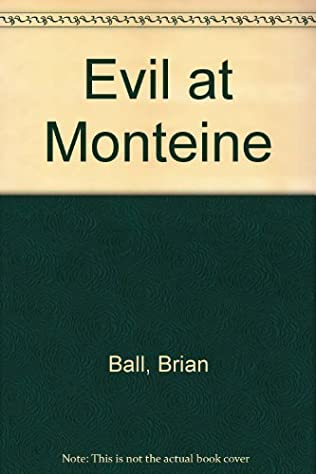 book cover of The Evil at Monteine