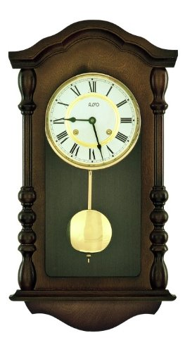 Zeitpunkt Style Clock Regulator with 14 Day Wind up Mechanism from (Zeit.punkt)