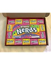 Wonka Nerds Gift Box - Birthday Party American Retro Candy Sweets N14…