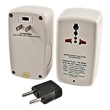 Simran SMF-100 Universal 100W Travel Voltage Converter