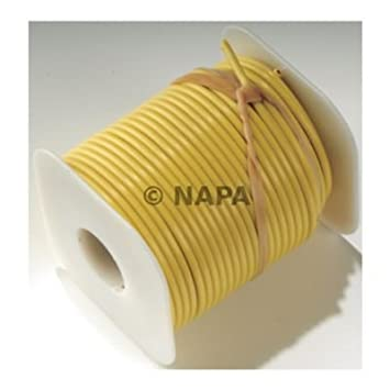 Amazon.com: NAPA Belden Bulk Yellow Primary Wire - 12 Gauge - 100ft ...