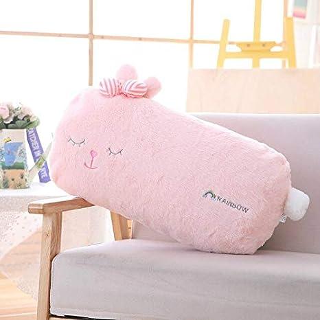Amazon.com: MANGMOC - Almohada de peluche con diseño de ...