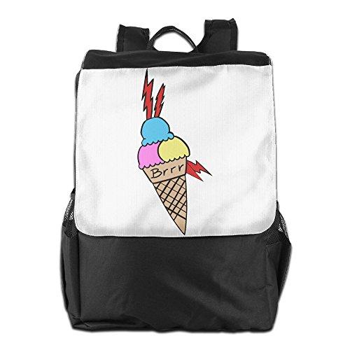 AIJFW Outdoor Travel Bag - Gucci Mane Unisex Backpack Daypack Bookbags Rucksack Shoulder Bag