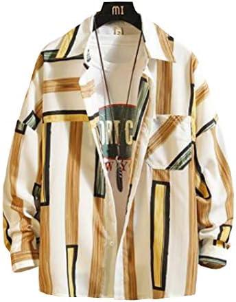 メンズ ゆったり きれいめ シャツ シャツ カジュアルシャツ 春 おしゃれ シンプル ワイシャツ 長袖 薄手 ビジネス シャツ アウター 体型カバー 旅行 ファッション