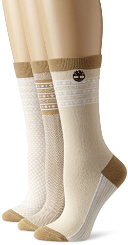 Timberland Womens Patterned Socks 3 Pack