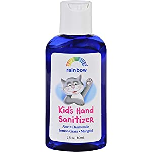 dolly2u Rainbow Research Hand Sanitizer For Kids 2 oz
