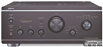 Amazon.com: Denon pma2000ivr estéreo amplificador integrado ...