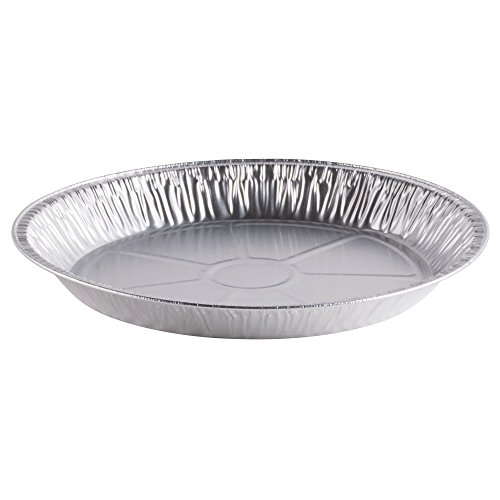 G78 11 11/16'' Extra-Deep Foil Pie Pan - 125/Pack By TableTop King by TableTop King (Image #3)