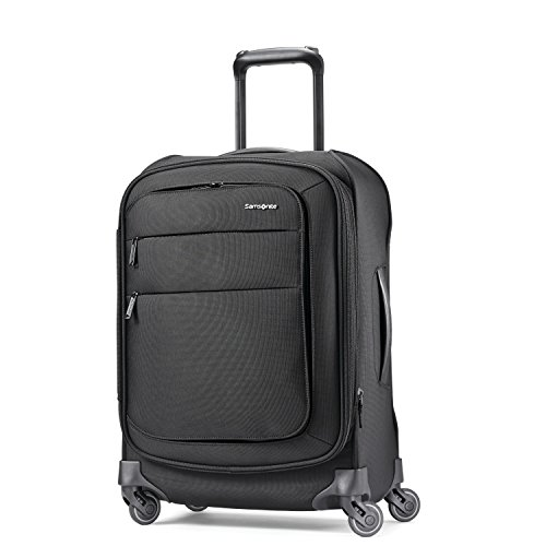 (Samsonite Carry-On 20, Jet Black)