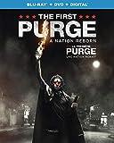The First Purge [Blu-ray +DVD + Digital] (Bilingual)