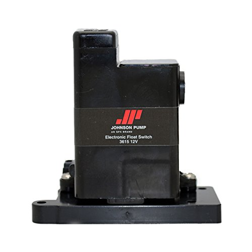 Johnson Pump 36152 Float Switch, Elec-Mag, 15A Max, 12V