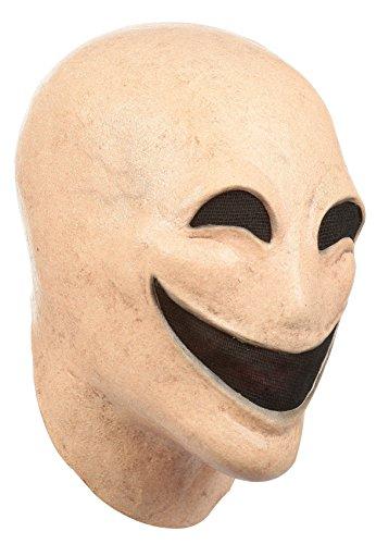 Ghoulish Productions Splendorman Latex Mask Adult Slender Man Bro Creepypasta Myth HappyPasta Splendy -