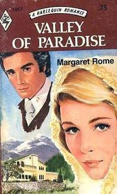 Valley of Paradise (harlequin Romance #1957)