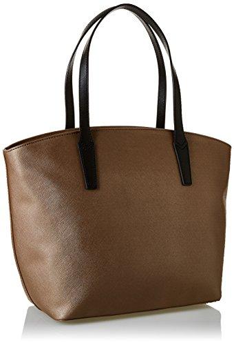 Donna JEANS Bronze Tote sintetica Pelle shopping Borsa bag TRUSSARDI p0dnaTHH