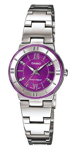 Casio LTP1368D 6A Womens Standard Stainless