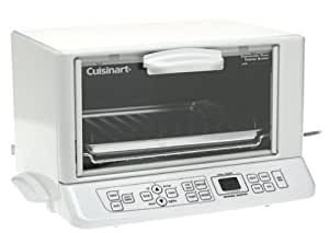 Cuisinart TOB-165 Convection Toaster Oven and Broiler, White