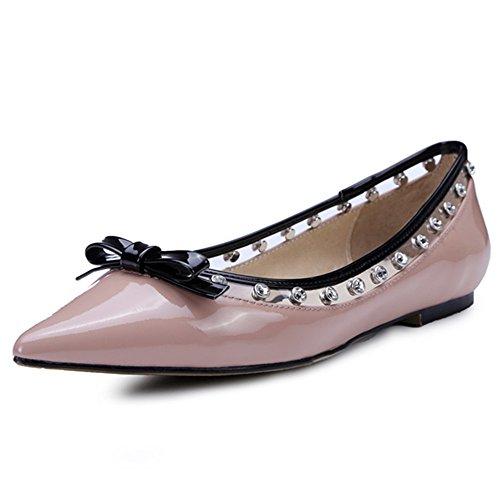 Nine SevenBallet Flats - Ballet mujer Rosa