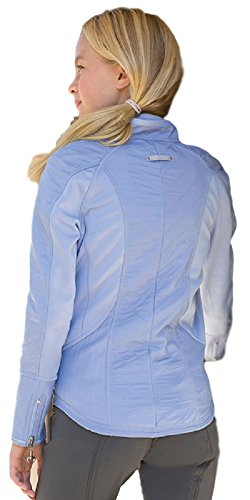 (Goode Rider Girls Active Jacket Lavender 6)