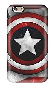 Durable Protector Case Cover With Us Army Star Hot Design For Iphone 6