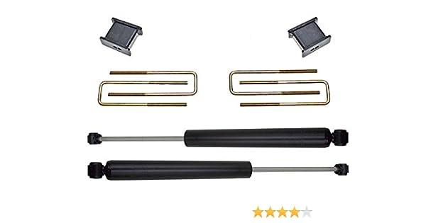 Rear 5In Lift Blocks Maxtrac Suspension 813150 Body Kits /& Components