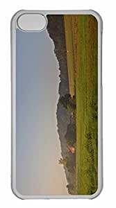 iPhone 5C Case, Personalized Custom Early Morning 3 for iPhone 5C PC Clear Case