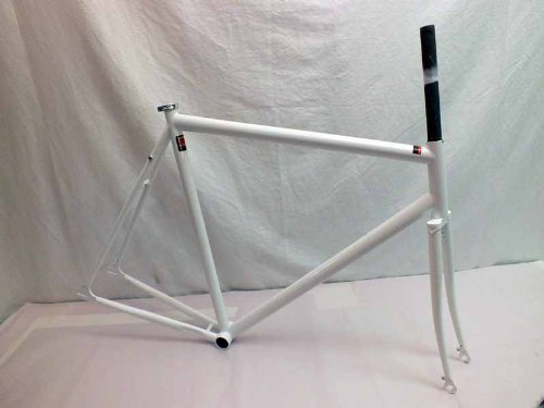 Unbranded Mercier Kilo TT Stripper Track Fixed Gear Fixie Single Speed Bike Bicycle Frame & Fork Reynolds Cro Moly Steel