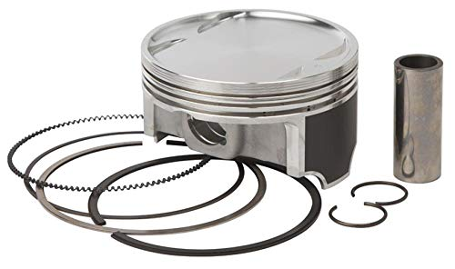 Price comparison product image Vertex 23910A Forged Piston Kit (860cc Big Bore) - 6.00mm Oversize to 90.95mm,  9:1 Compression