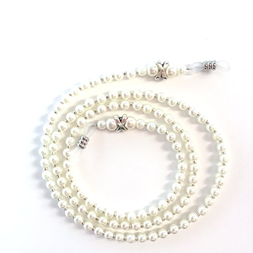 Chain Glasses Rope Pearl Bead Glasses Cord Eyewear Accessories For Women