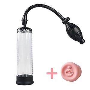 Penis Pump Vacuum Penis Enlargement Extender Hands Operator Male Peins Enlarger Enhancer Sleeve Device Adul